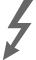thunderbolt lightning icon