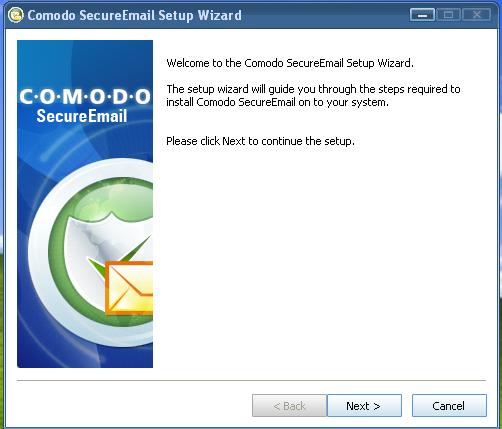 How to Download and install the free Comodo SecureEmail Certificate