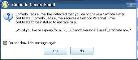 How to Download and install the free Comodo SecureEmail
